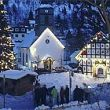 Kerstsfeer in Willingen