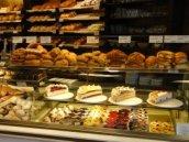 Bakkerij in het dorp